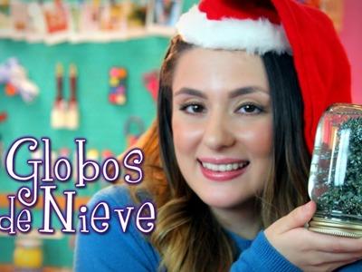 Globos de Nieve - (Idea Lab) Raiza Revelles