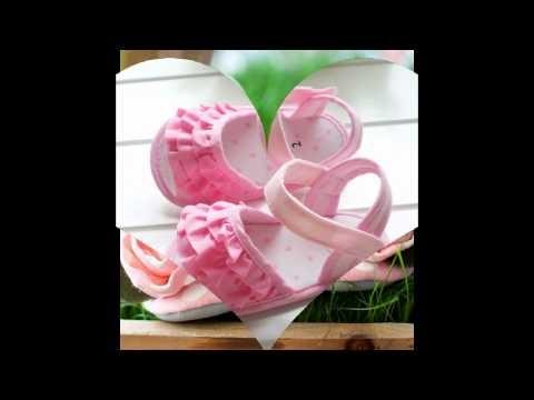 Ideas de zapatitos de bebé para niñas