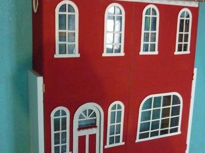 Juguetero casa de muñecas, parte 2