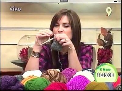 La belleza y el arte de tejer aprende variedades de cuellos