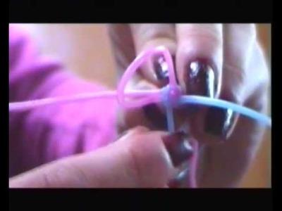 Llaveros y pulseras con hilos de plástico (redondo) | RAQUECHUNIS