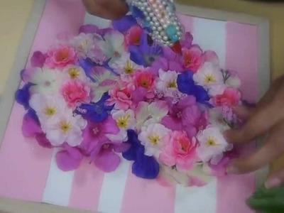 Manualidades: Cuadros florales - Juancarlos960