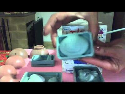 Moldes de termoformato para muñecosde goma eva