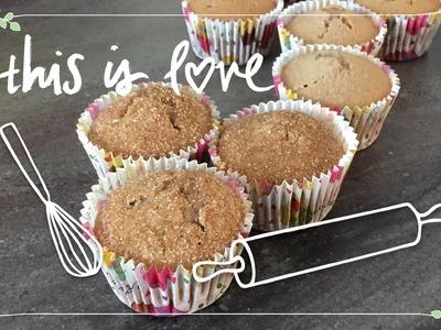 Muffins con Nutella!
