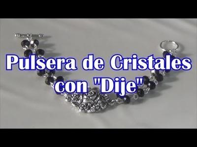 """Pulsera con """"Dije""""-bisuteria"""
