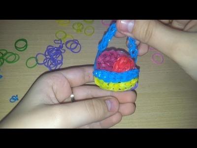 ♥ Tutorial: cesta de pascua de gomitas (sin telar) ♥