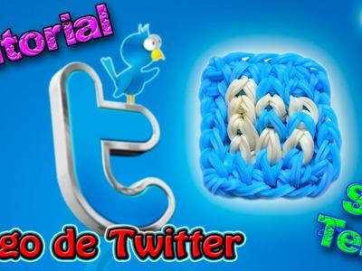 ♥ Tutorial: Logo de Twitter de gomitas (sin telar) ♥