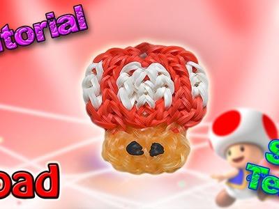 ♥ Tutorial: Toad de gomitas (sin telar) ♥