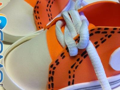 Zapatos converse de foami