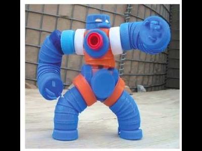 Como hacer juguetes caseros de reciclaje