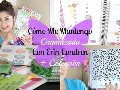 Cómo Me Mantengo Organizada Con Erin Condren + Colección