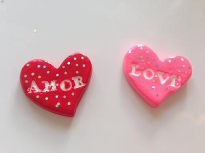 Corazones (regalo)día del amor y la amistad