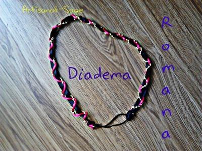 Diamena Romana (accesorio para el cabello)