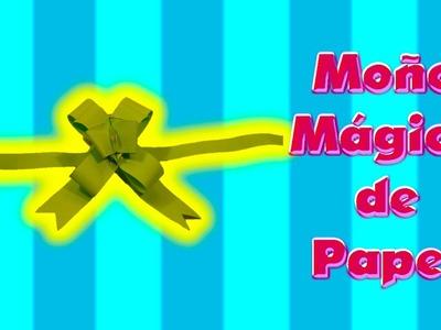 DIY | Moño mágico