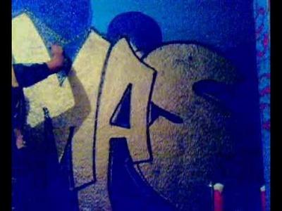 El basta pintando mi cuarto 3