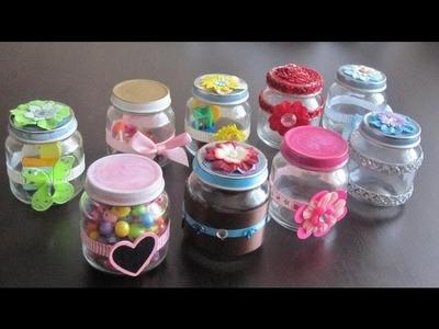 Episodio 655 - Cómo reciclar contenedores de comida para bebés para hacer regalos y recuerdos