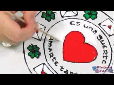 Libro De Pintura Para Navidad-Manualidades de San Valentin Valentine s Day Crafts Manualidades Facil