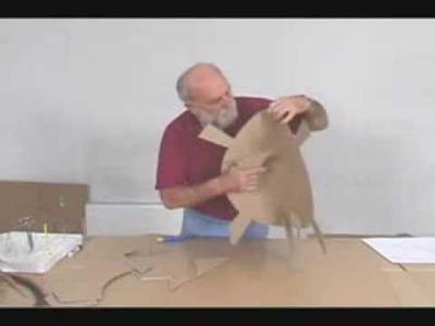 Manualidades Originales,hacer una Tortuga de cartón