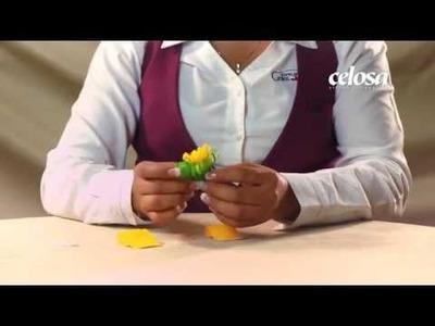 Manualidades y Decoración - Flor mariposa