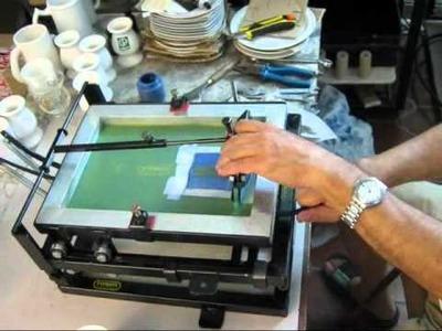 Máquina Serigráfica Circular