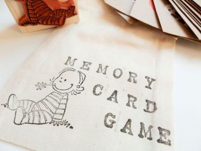 Memory card. Tutorial