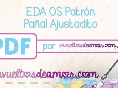 Nuestro Patrón - EDA OS Patrón Pañal Ajustadito