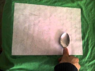 Transferir una imagen a un lienzo o tela