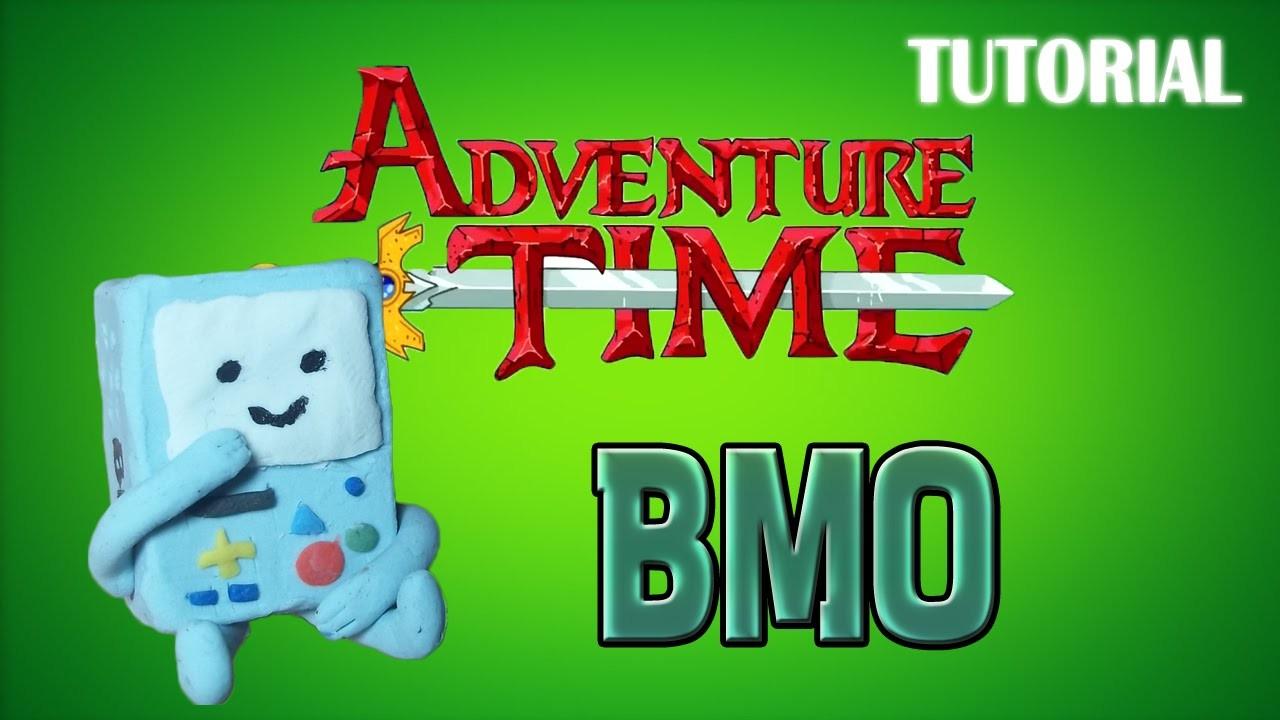 Tutorial BMO en Plastilina   Hora de Aventuras   BMO Clay Tutorial