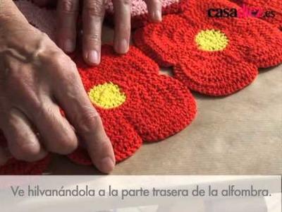 Cómo hacer una alfombra original