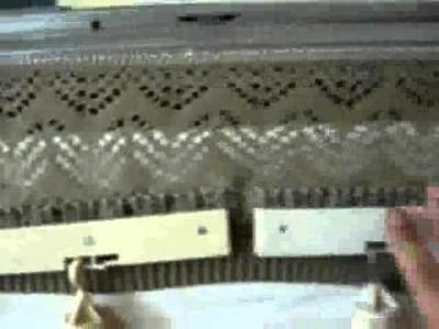 Maquina de tejer singer pun IA