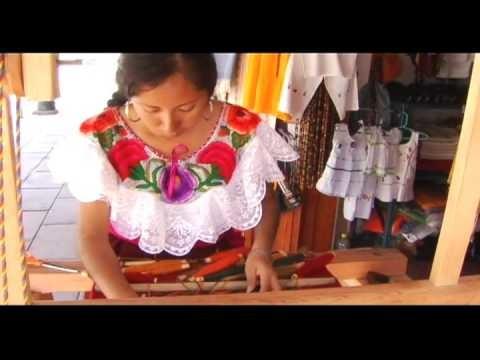 Tejido oaxaqueño. Oaxacan Weaving