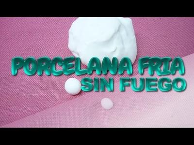 CÓMO HACER PORCELANA FRÍA DE FORMA FÁCIL