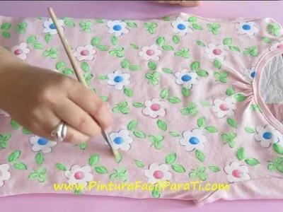 Fijador Textil Preguntas y Respuestas 1 - Pintura Facil Para Ti.wmv