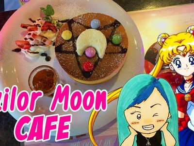 ☞Sailor Moon Cafe in Japan セーラームーンカフェ - Miranda Ibañez✧*。