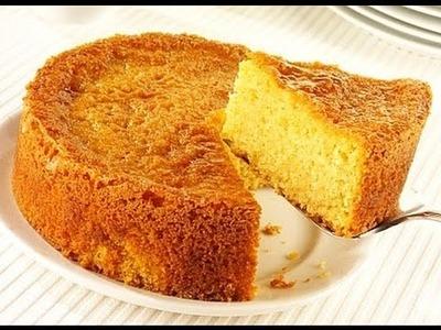Torta de Aceite - Receta de Torta Casera - Recetas Faciles y Rapidas