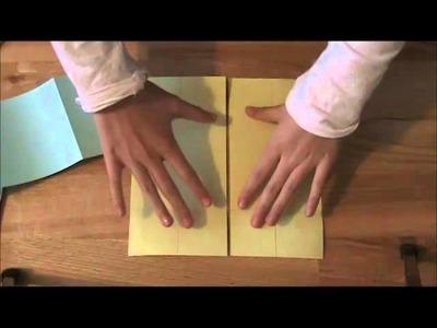 """TUTORIAL """"como hacer una carta infinita"""""""