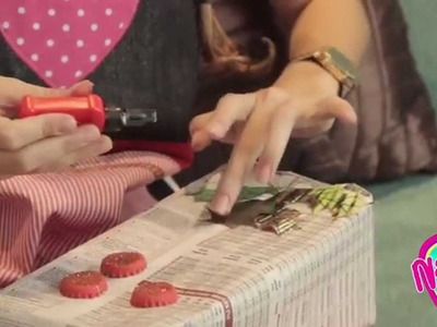 ¡Nanny by Nosotras te enseña a hacer regalos de Navidad!