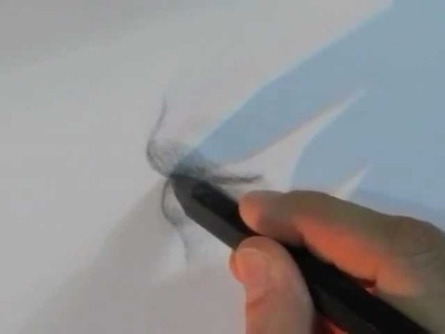 Dibujando bocas: Cómo dibujar unos labios de perfil - Arte Divierte.