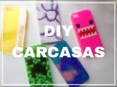 DIY: Decora carcasas para tu móvil. Phone case!