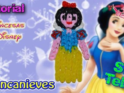 ♥ Tutorial: Blancanieves [Princesas Disney] (sin telar) ♥