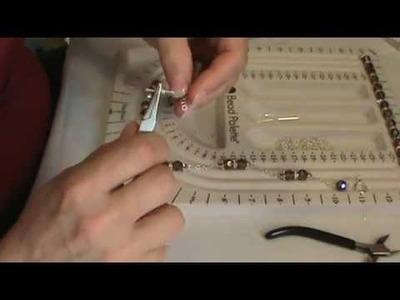 Como hace collar sencillo y doble de bisuteria
