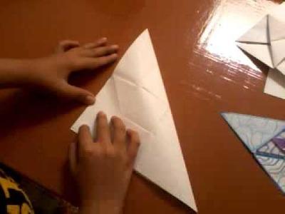 Como hacer una mariposa de papel facil