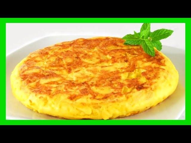 Como se hace una tortilla de patata baja en grasa en el microondas sin freir la patata