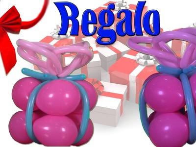 Ideas para Fiestas. Regalo Gift. Curso de globos