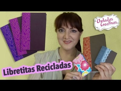Libretitas con hojas de cuaderno :: Manualidades :: Chuladas Creativas