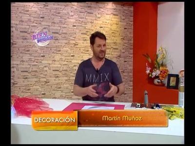 Martín Muñoz - Arbolitos de navidad con luz
