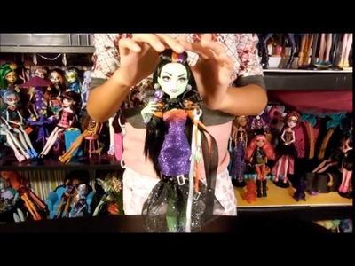 Monster High Revisión de Casta Fierce - Mimundo MH