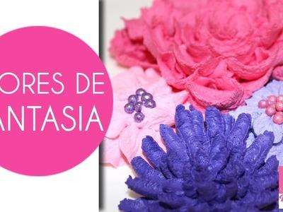 Tips: Flores de Fantasía