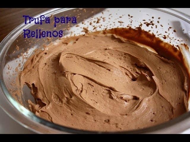 Trufa de Chocolate - Especial para rellenos y tartas