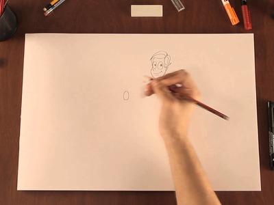 Cómo crear tu propio personaje de dibujos animados : Tips de dibujo